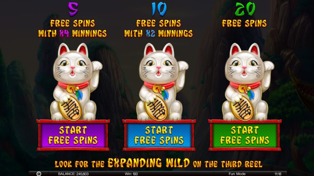 Free Spins Select