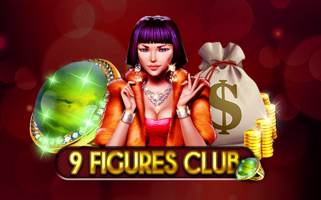 9 Figures Club Game Logo