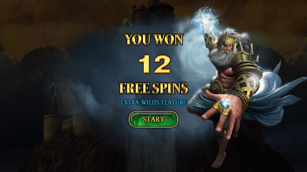Free Spins Zeus