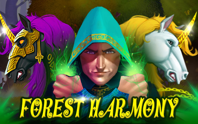 Forest Harmony Game Logo