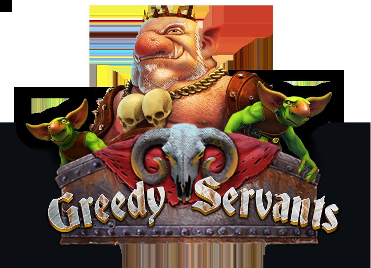 GreedyServants-logo