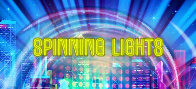 Spinning Lights Game Logo 2