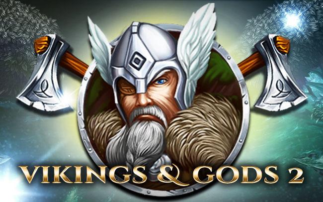 Vikings & Gods 2 Game Logo