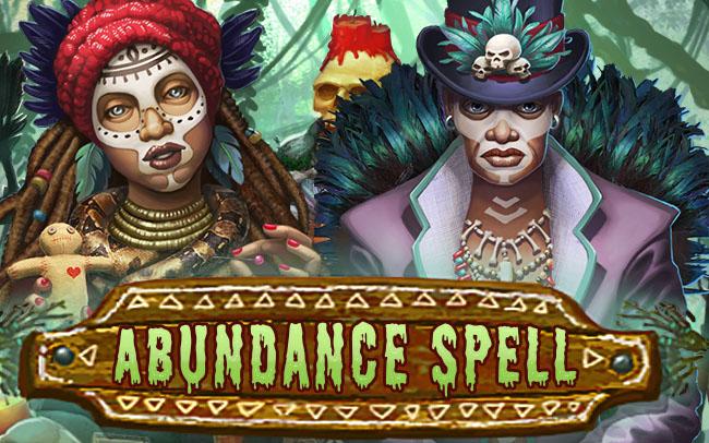 Abundance Spell Game Logo