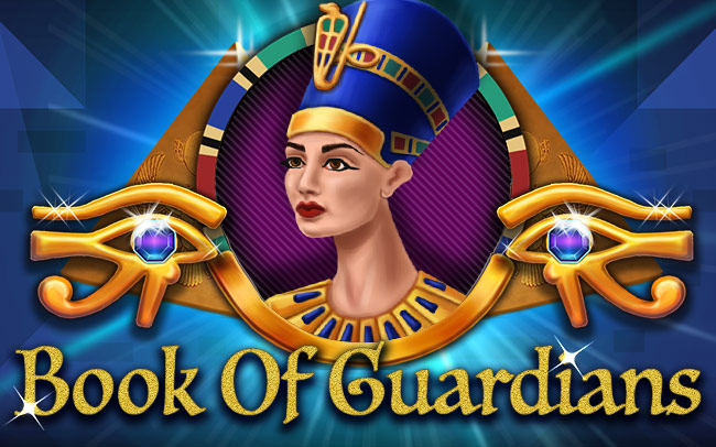 Book of Guardians Game Logo