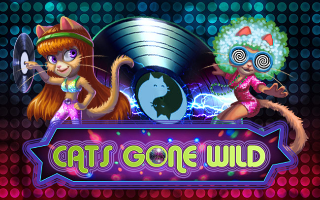 Cats Gone Wild Game Logo