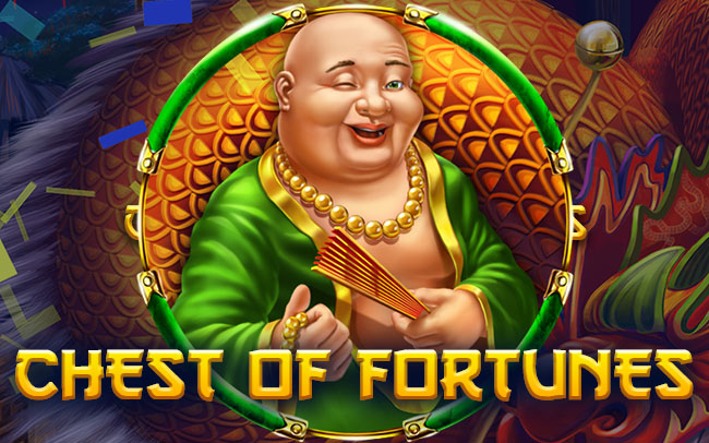 Chest of Fortunes Game Logo