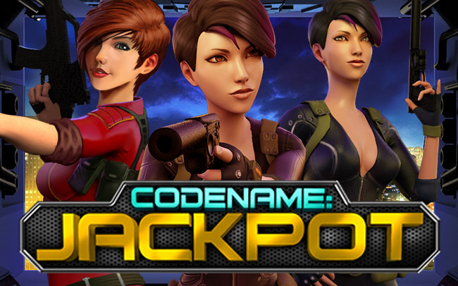 Codename Jackpot Game Logo