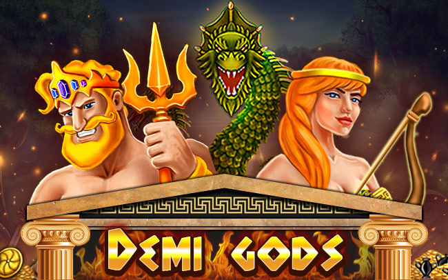 Demi Gods 1 Game Logo