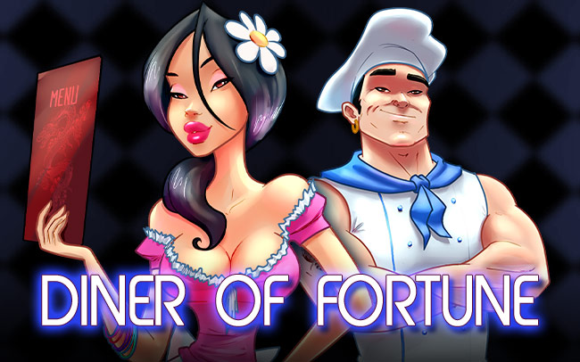 Diner of Fortune Game Logo