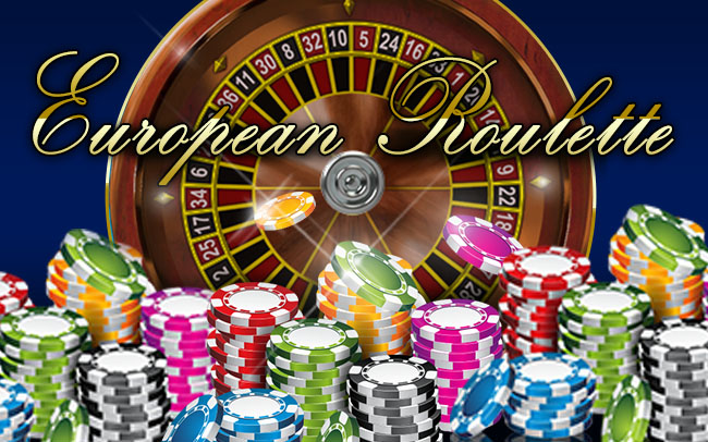 European Roulette Game Logo