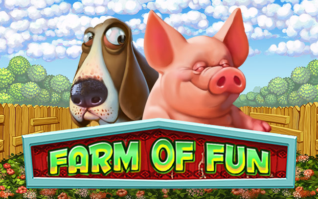 Farm of Fun Game Logo