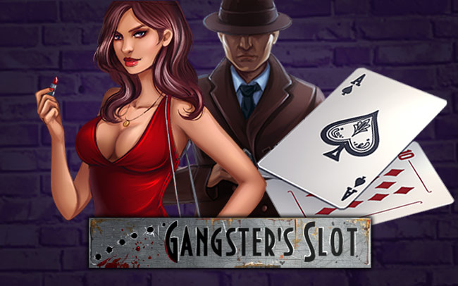 Gangers Slot Game Logo