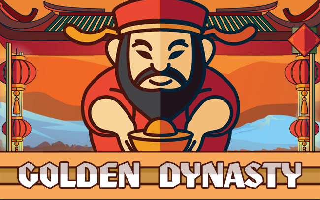 Golden Dynasty Game Logo