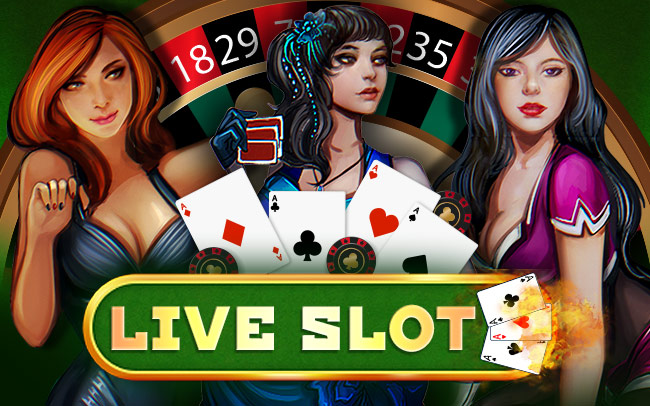 Live Slot Game Logo