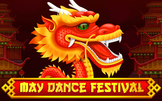 May Dance Festival Game Logo