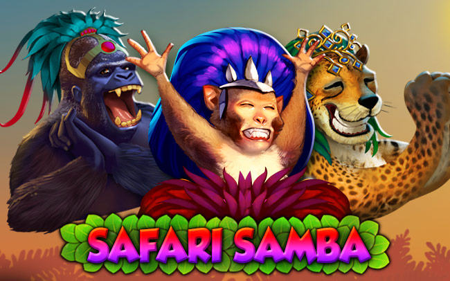 Safari Samba Game Logo
