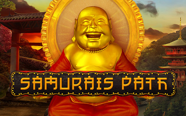 Samurais Path Game Logo