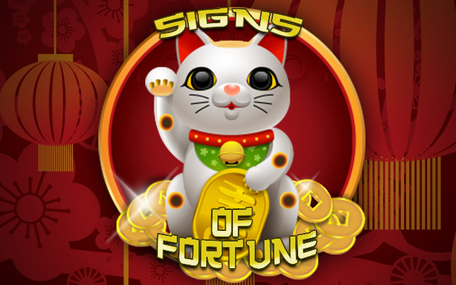 Signs Of Fortune Game Logo