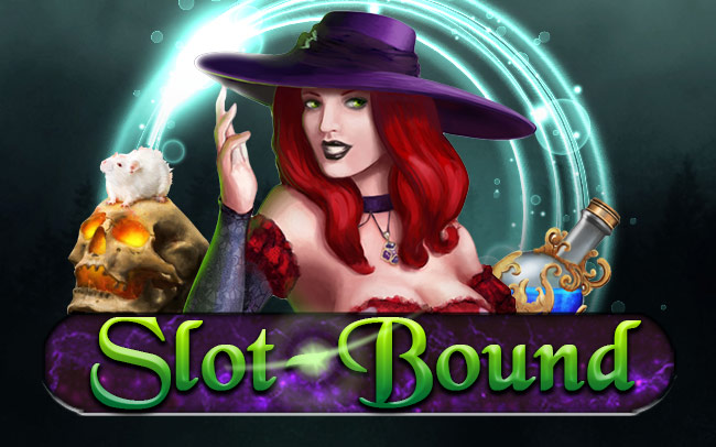 Slot Bound Game Logo