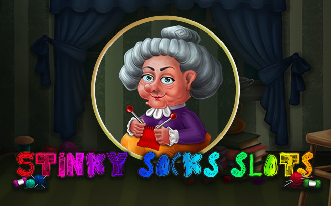Stinky Socks Game Logo