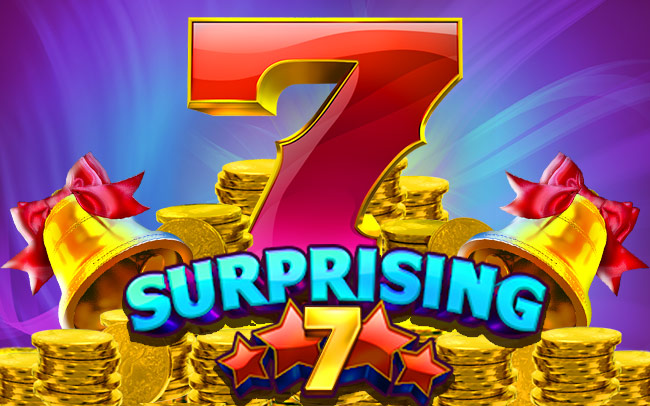 Surprising 7 Game Logo