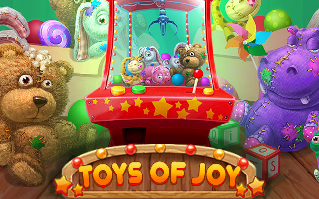 Toys of Joy Game Logo