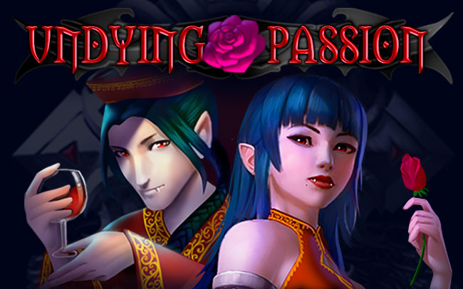 Undying Passion Game Logo