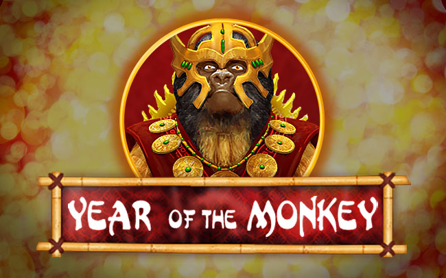 Year of the Monkey Game Logo