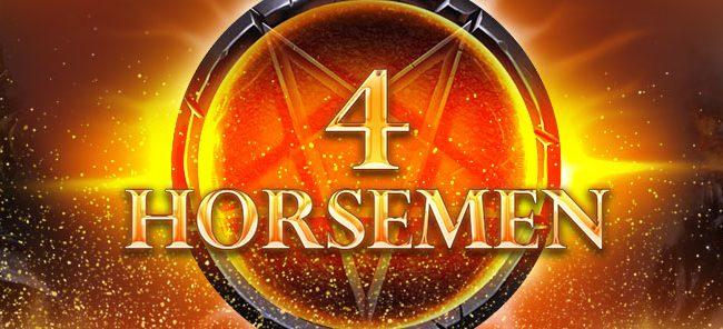 4 Horsemen Game Logo 2