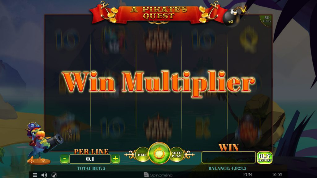 Win Multiplier