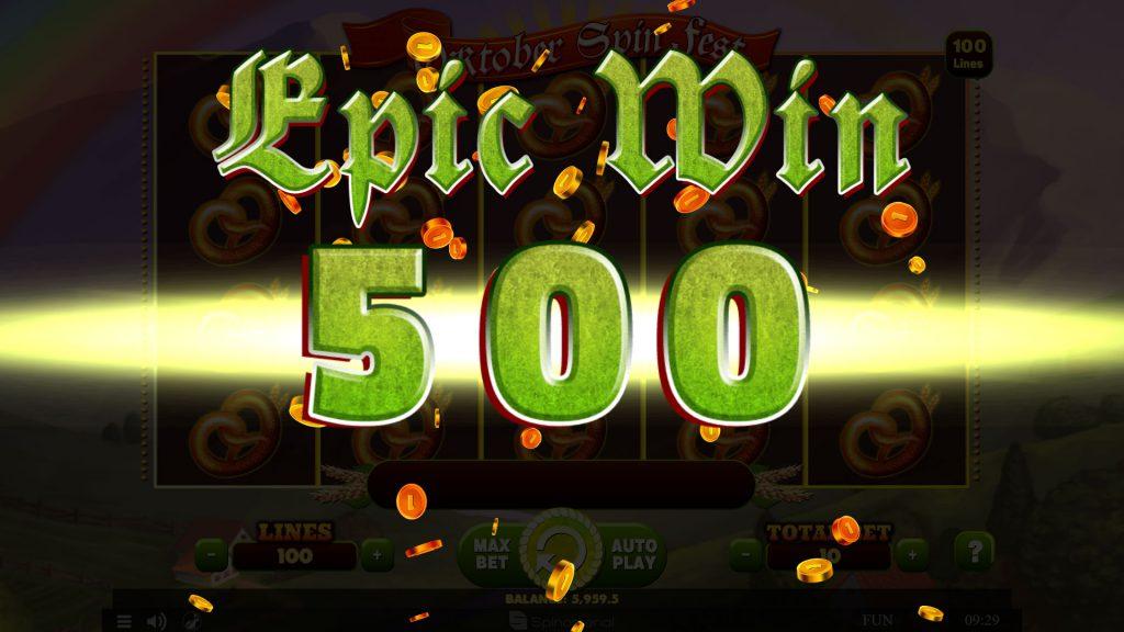 Epic Win