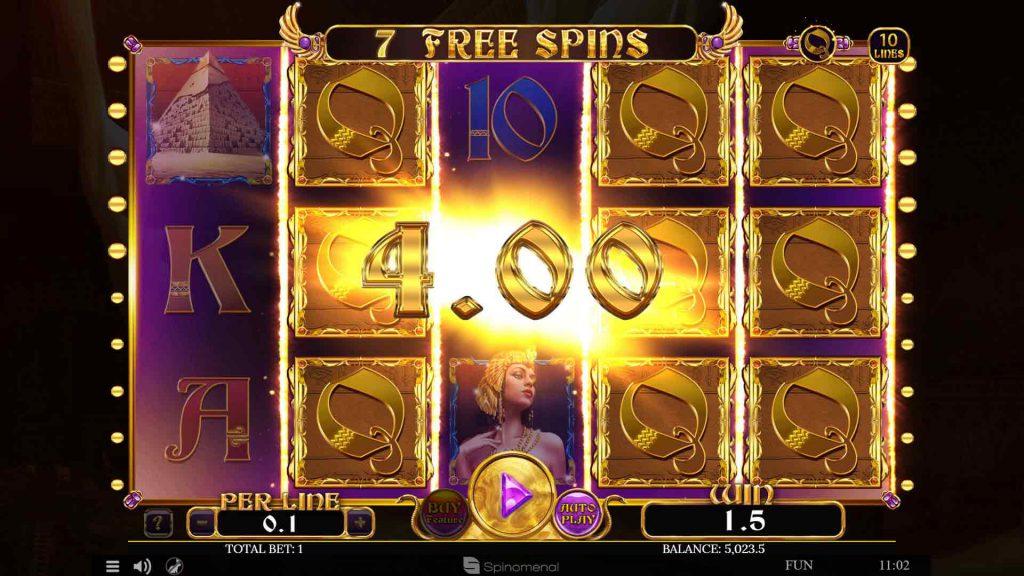 Free Spin Game