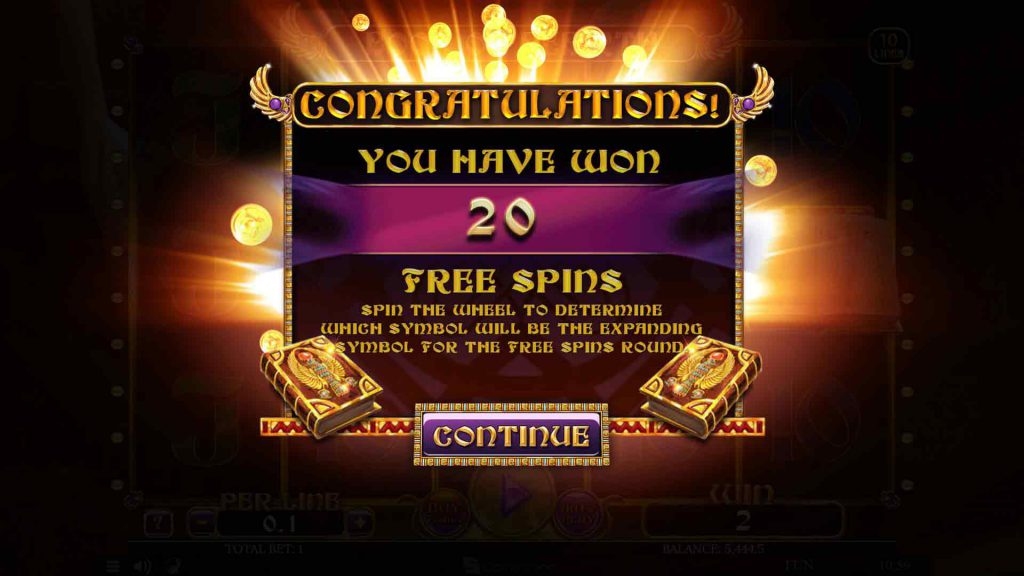 Free Spins Intro