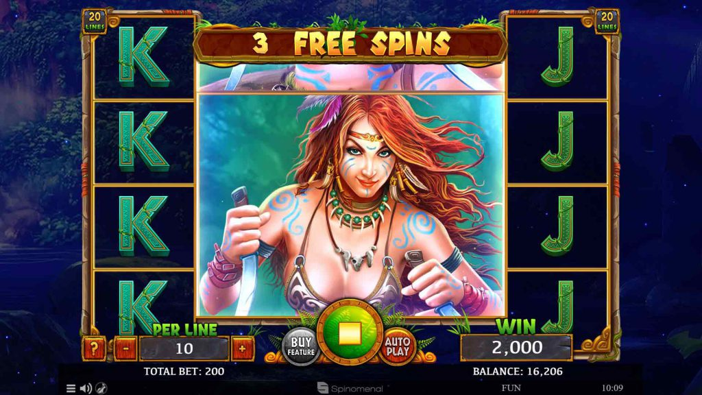 Free Spins Game
