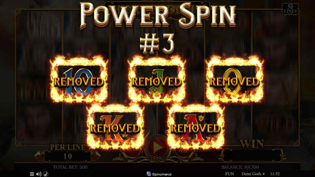 Power Spin Level 3
