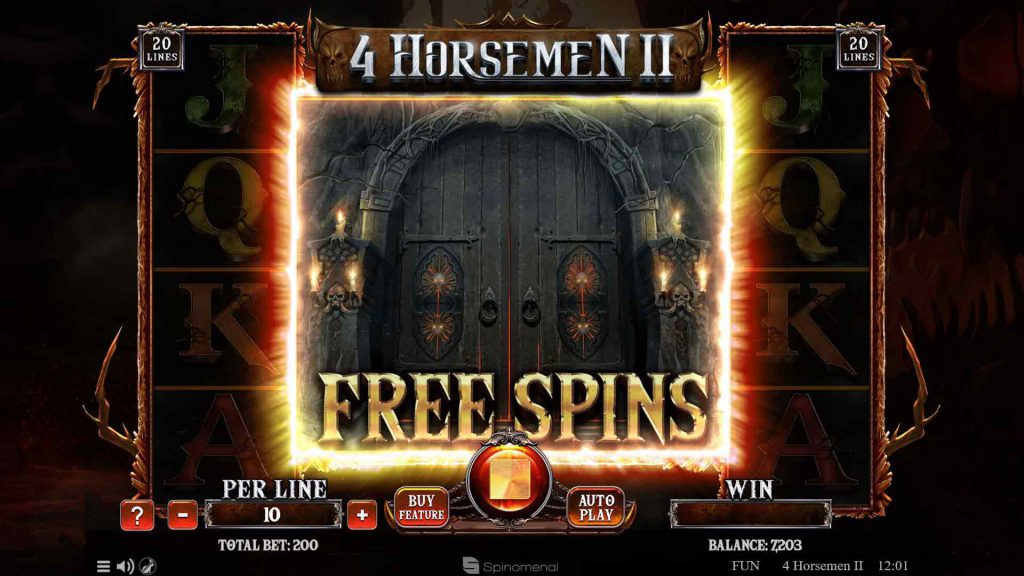 Free Spins Symbol