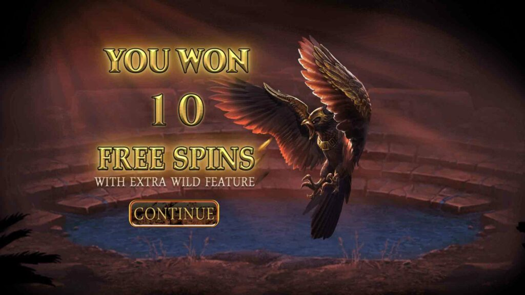 Free Spins Splash - Extra wild