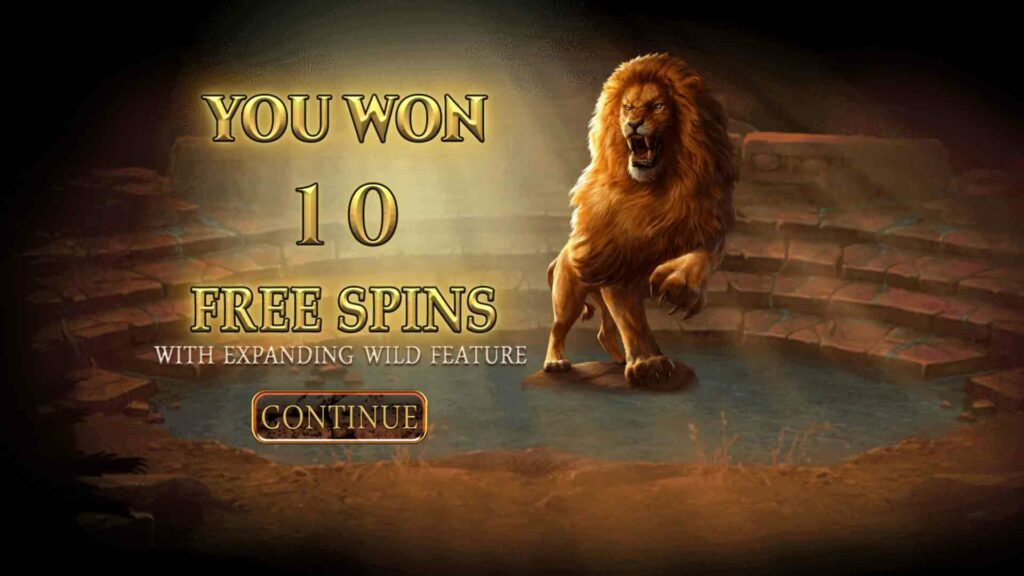 Free Spins Splash Expanding Feature