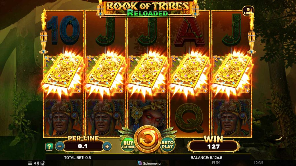 4 Free Spins