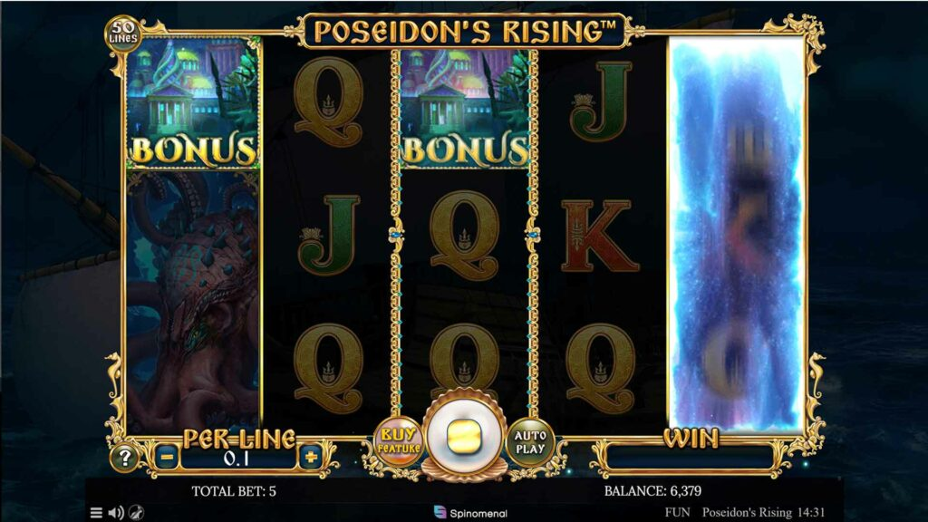 Free spins Anticipation