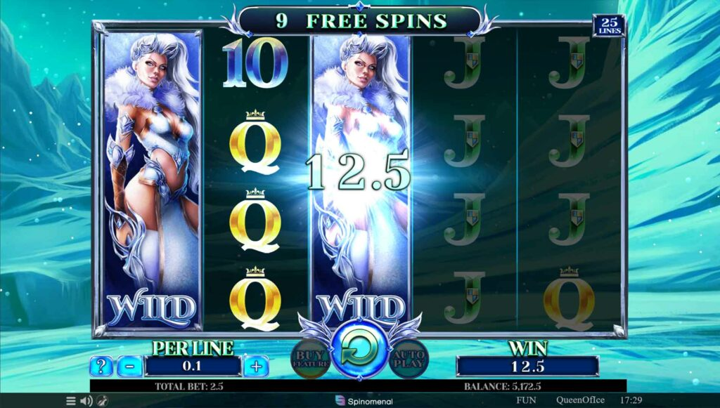 Free Spins Mode