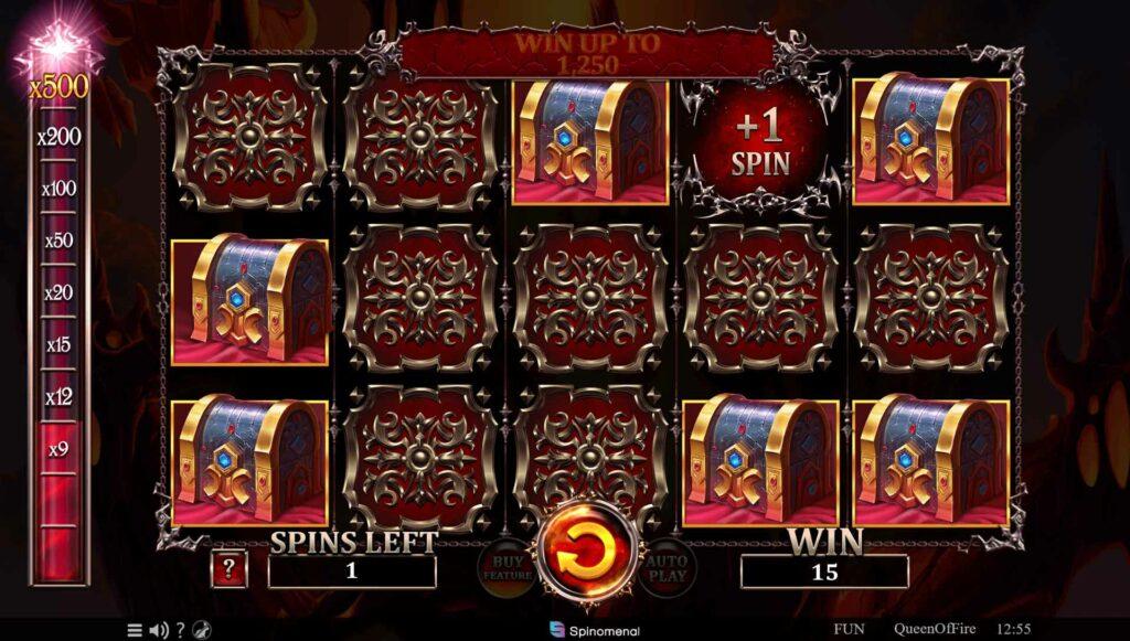 Bonus game 1