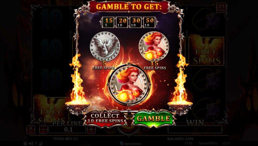 Free Spins Gamble