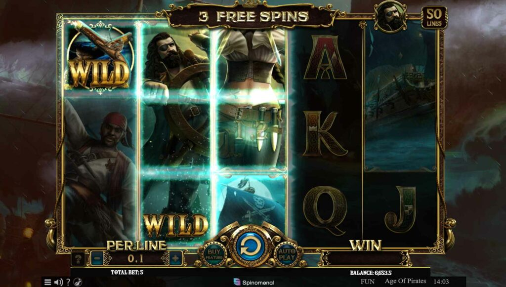 Free Spins 5