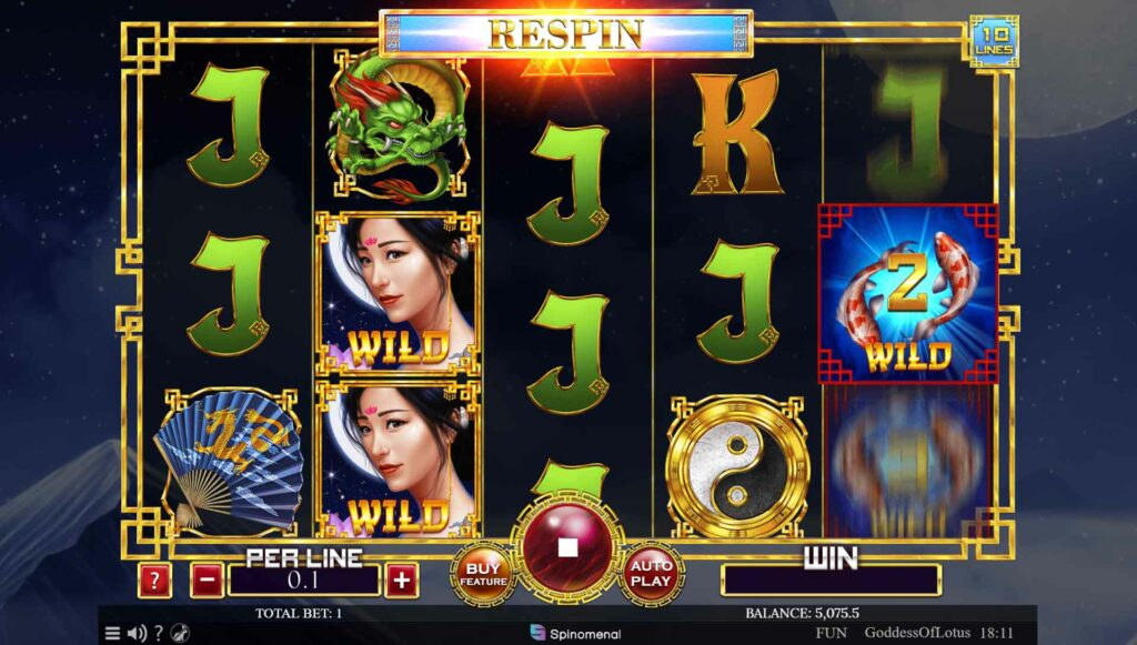 Countdown Wild Spin 3
