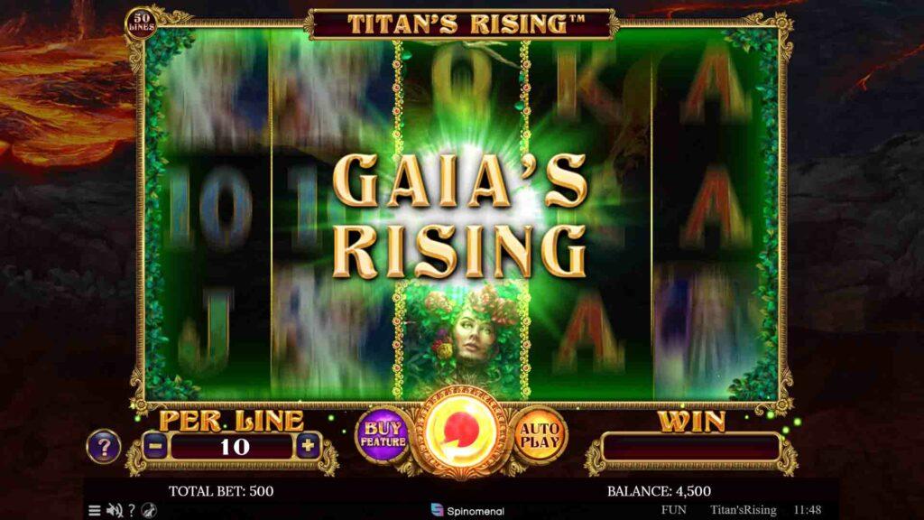 Gaia's Rising